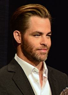 Chris_Pine_&_Cheryl_Boone_Isaacs_87th_Oscars_Nominations_Announcement_(cropped)