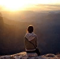 Some thoughts on the power of solitude…